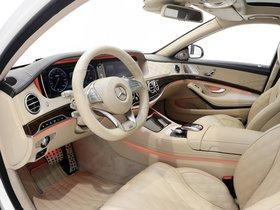Ver foto 12 de Brabus Mercedes Clase S Rocket 900 W222 2015
