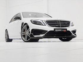 Ver foto 3 de Brabus Mercedes Clase S Rocket 900 W222 2015
