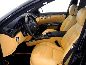 Ver foto 7 de Mercedes Clase S SV12 R Biturbo 800 2010