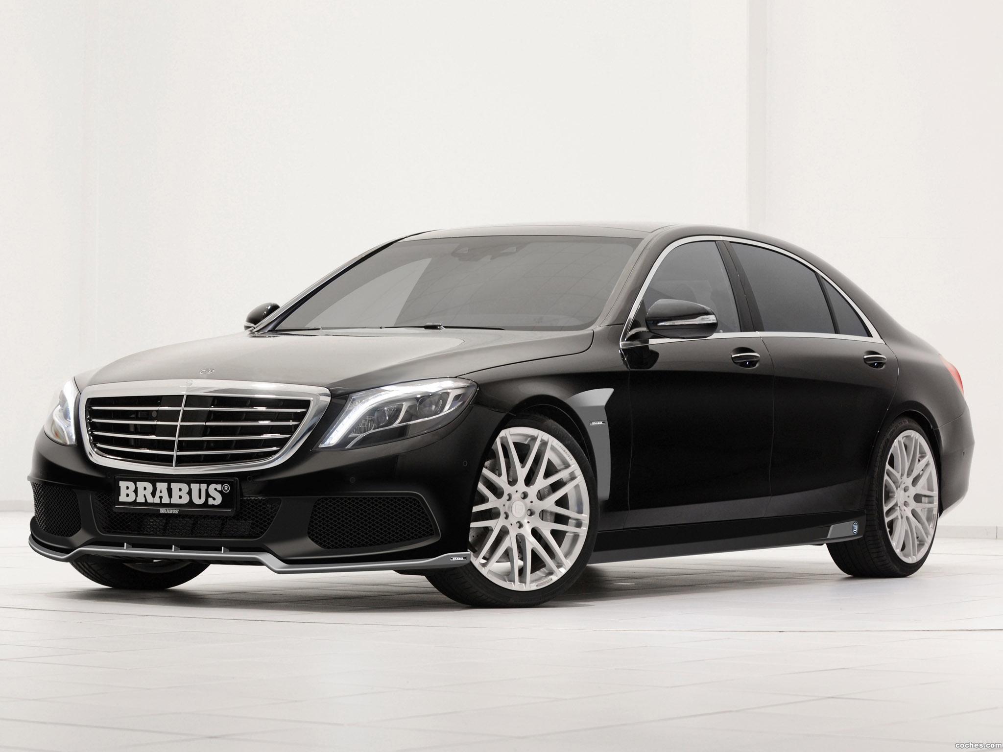 Foto 0 de Brabus Mercedes Clase S W222 2013
