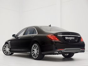 Ver foto 4 de Brabus Mercedes Clase S W222 2013