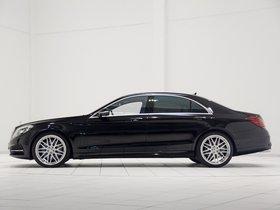 Ver foto 3 de Brabus Mercedes Clase S W222 2013