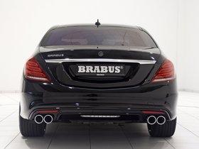 Ver foto 2 de Brabus Mercedes Clase S W222 2013