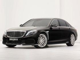 Fotos de Brabus Mercedes Clase S W222 2013