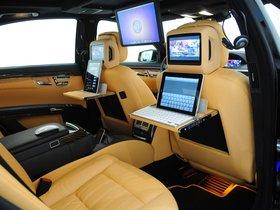 Ver foto 9 de Mercedes Brabus Clase iBusiness 2010
