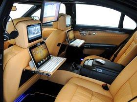 Ver foto 8 de Mercedes Brabus Clase iBusiness 2010