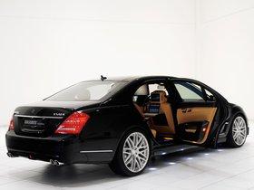 Ver foto 6 de Mercedes Brabus Clase iBusiness 2010