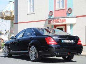 Ver foto 4 de Mercedes Brabus Clase iBusiness 2010
