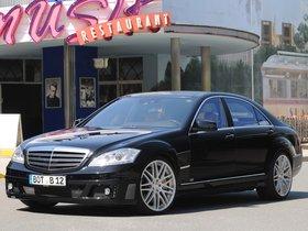 Ver foto 3 de Mercedes Brabus Clase iBusiness 2010