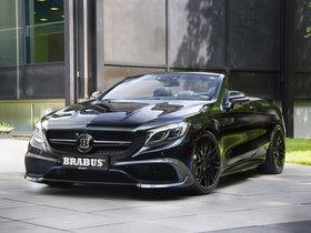Fotos de Brabus Mercedes SL 850 Cabriolet A217 2016