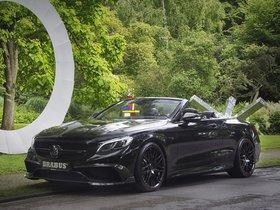 Ver foto 9 de Brabus Mercedes SL 850 Cabriolet A217 2016