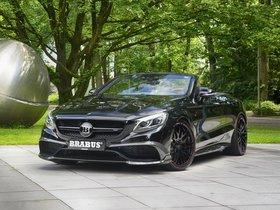 Ver foto 5 de Brabus Mercedes SL 850 Cabriolet A217 2016