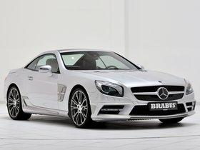 Ver foto 4 de Brabus Mercedes SL R231 2012