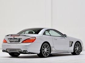 Ver foto 3 de Brabus Mercedes SL R231 2012