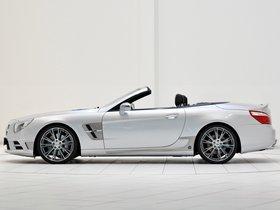 Ver foto 9 de Brabus Mercedes SL R231 2012