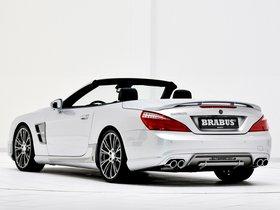 Ver foto 6 de Brabus Mercedes SL R231 2012