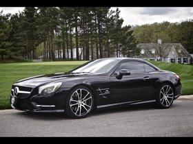 Ver foto 4 de Brabus Mercedes SL550 by Inspired Autosport 2014