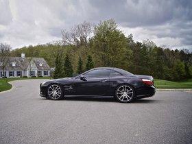 Ver foto 3 de Brabus Mercedes SL550 by Inspired Autosport 2014