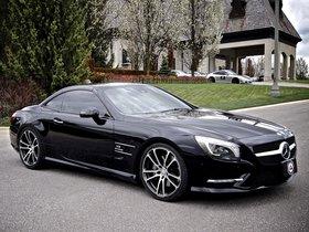 Fotos de Brabus Mercedes SL550 by Inspired Autosport 2014