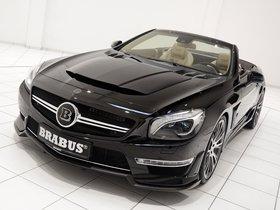 Fotos de Brabus Mercedes SL65 AMG 800 Roadster 2013