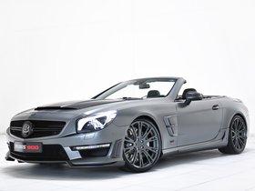 Ver foto 20 de Brabus Mercedes SL65 AMG 800 Roadster 2013