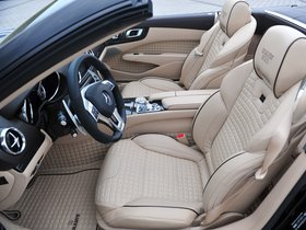 Ver foto 13 de Brabus Mercedes SL65 AMG 800 Roadster 2013