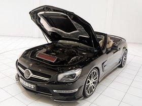 Ver foto 9 de Brabus Mercedes SL65 AMG 800 Roadster 2013