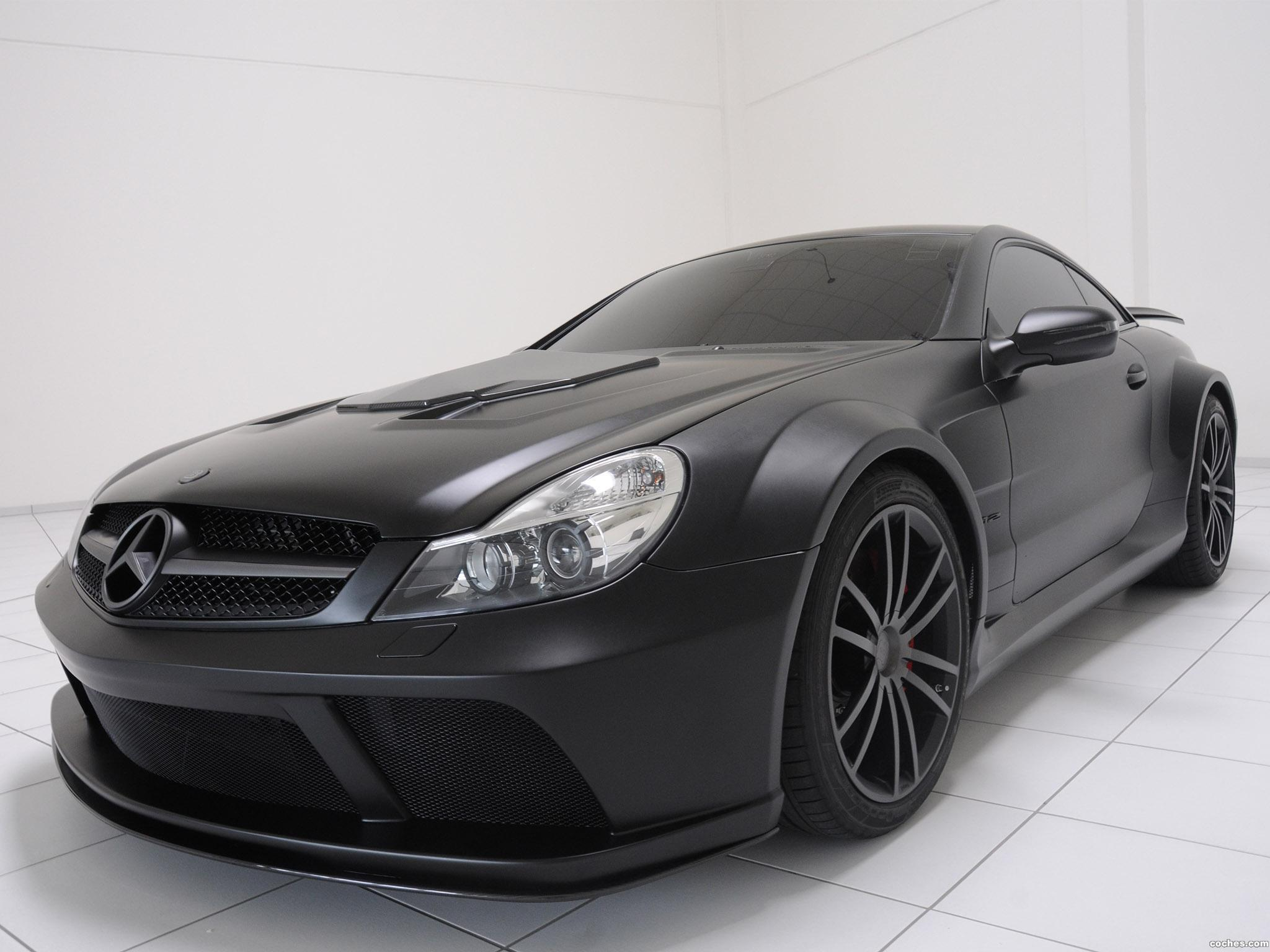 Foto 0 de Mercedes SL65 AMG Brabus Black Series T65 RS 2010