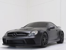 Ver foto 4 de Mercedes SL65 AMG Brabus Black Series T65 RS 2010