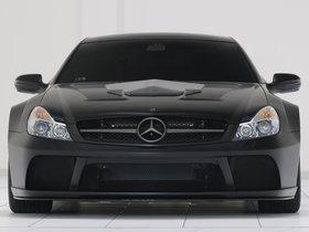 Ver foto 11 de Mercedes SL65 AMG Brabus Black Series T65 RS 2010