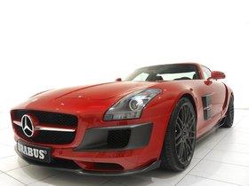 Ver foto 1 de Mercedes brabus SLS AMG Widestar Wide 2010