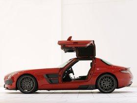 Ver foto 5 de Mercedes brabus SLS AMG Widestar Wide 2010