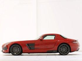 Ver foto 3 de Mercedes brabus SLS AMG Widestar Wide 2010