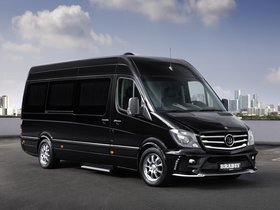 Ver foto 1 de Brabus Mercedes Sprinter Business Lounge 2014