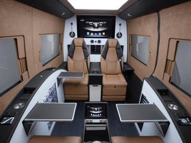 Ver foto 3 de Brabus Mercedes Sprinter Business Lounge 2014