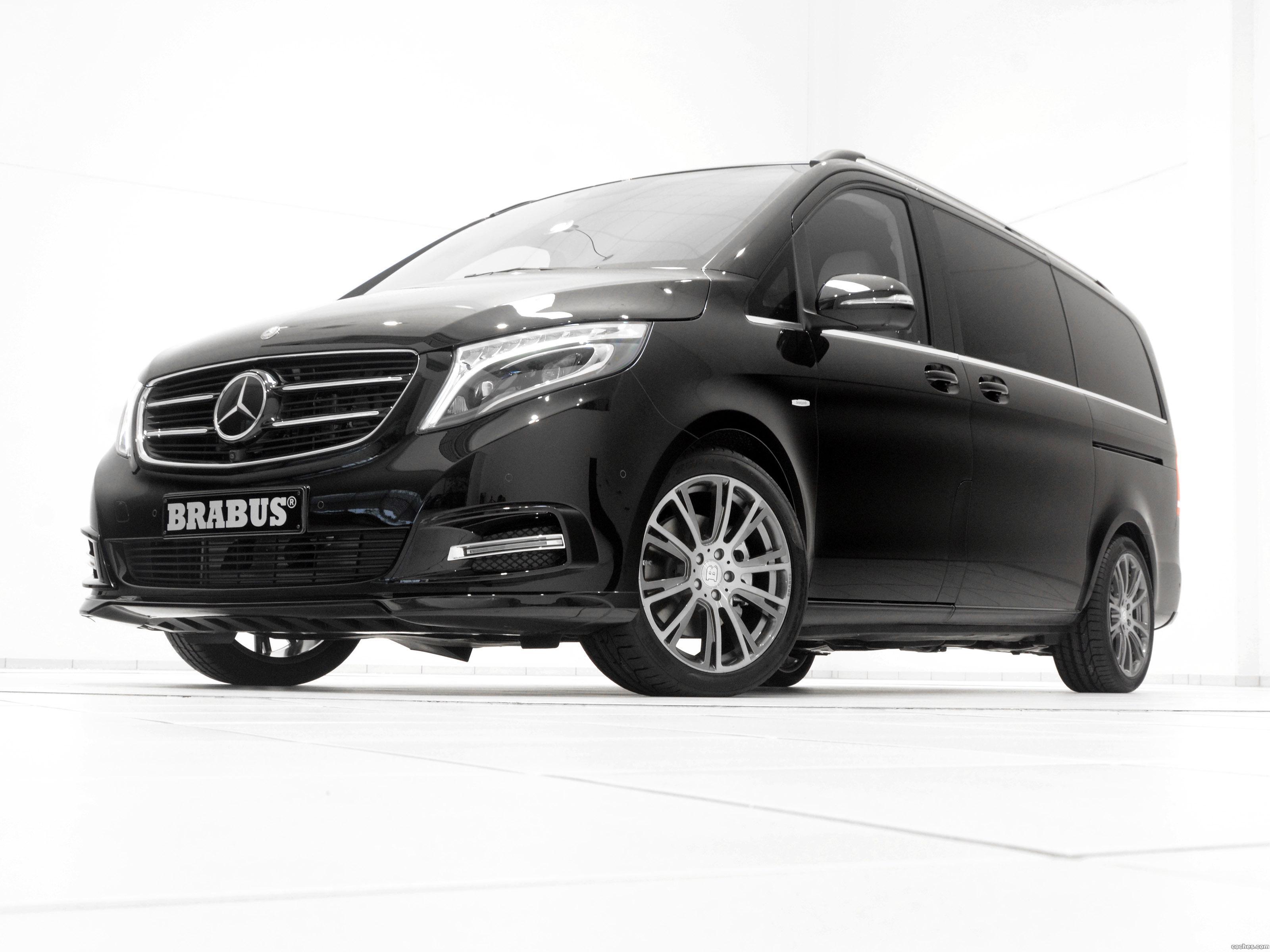Foto 0 de Brabus Mercedes Clase V V250 Bluetec 2015