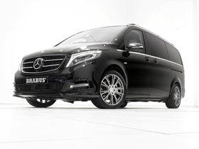 Ver foto 1 de Brabus Mercedes Clase V V250 Bluetec 2015