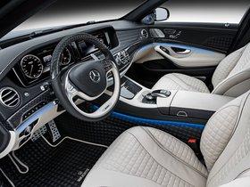 Ver foto 24 de Brabus Mercedes Rocket 900 6.3 V12 X222 2015