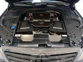 Ver foto 14 de Brabus Mercedes Rocket 900 6.3 V12 X222 2015