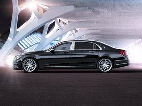 Ver foto 10 de Brabus Mercedes Rocket 900 6.3 V12 X222 2015