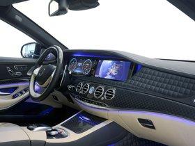 Ver foto 23 de Brabus Mercedes Rocket 900 6.3 V12 X222 2015