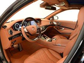 Ver foto 31 de Brabus Mercedes Rocket 900 6.3 V12 X222 2015