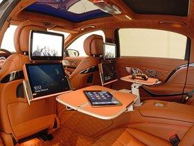 Ver foto 30 de Brabus Mercedes Rocket 900 6.3 V12 X222 2015