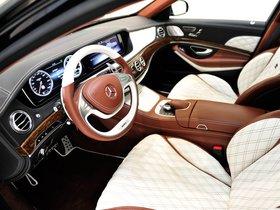 Ver foto 22 de Brabus Mercedes Rocket 900 6.3 V12 X222 2015