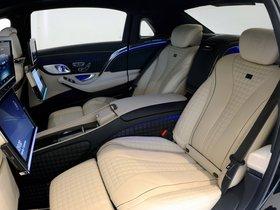 Ver foto 18 de Brabus Mercedes Rocket 900 6.3 V12 X222 2015