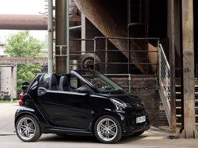 Ver foto 3 de Smart ForTwo Cabrio brabus 2010