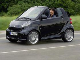 Ver foto 2 de Smart ForTwo Cabrio brabus 2010