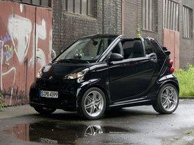 Fotos de Smart ForTwo Cabrio brabus 2010