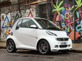Fotos de Smart Brabus ForTwo Cabrio UK 2012