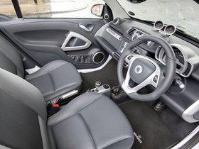 Ver foto 9 de Smart Brabus ForTwo Cabrio UK 2012